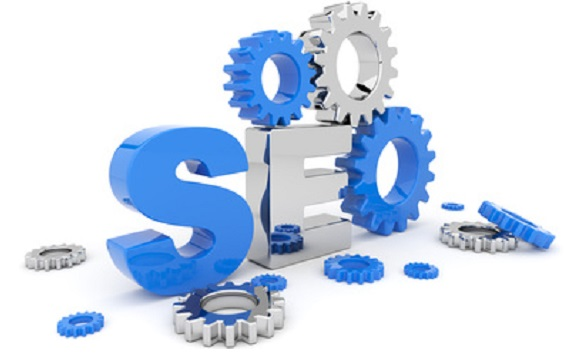 SEO optimization. 3D illustration. Isolated