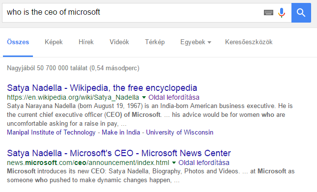 who is the ceo of microsoft